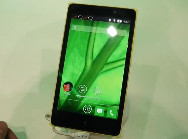 Nokia X : Le launcher Apex tourne sans difficulté
