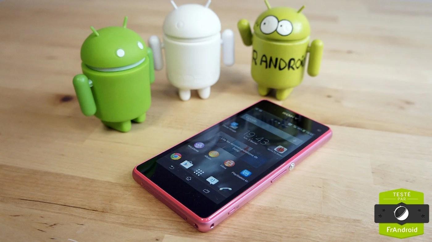 Android 4.4.4 arrive sur les Xperia Z1 Compact (et bientôt sur le Xperia Z1 et le Z Ultra)