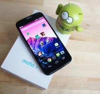 Test du Moto X, la signature de Google et Motorola dans un smartphone à moins de 400 euros