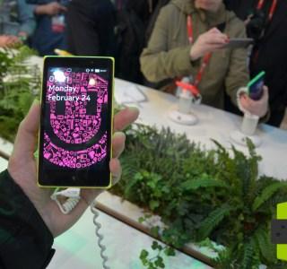 Prise en main du Nokia XL, le jumeau du Nokia X en plus grand