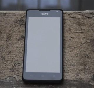 Test du Huawei Ascend Y530, simplicité et accessibilité dans un smartphone bien fini