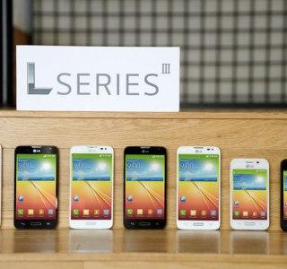 LG L Series III : KitKat en entrée de gamme chez les nouveaux L40, L70 et L90