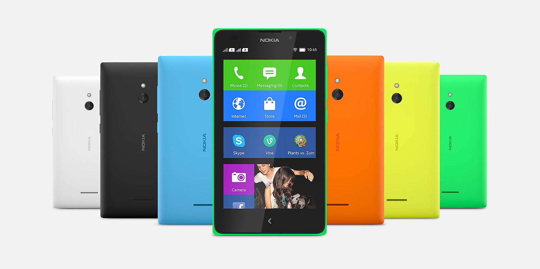 Le Nokia XL arrive en France au prix de 130 euros