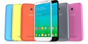 Alcatel One Touch POP S3, S7 et S9 : de la 4G à partir de 149 euros