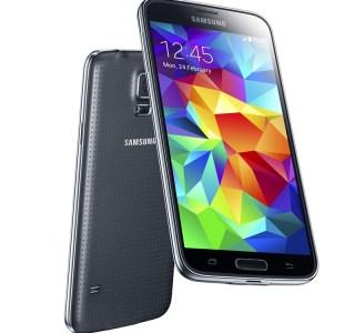 Samsung officialise son Galaxy S5, étanchéité et autonomie record