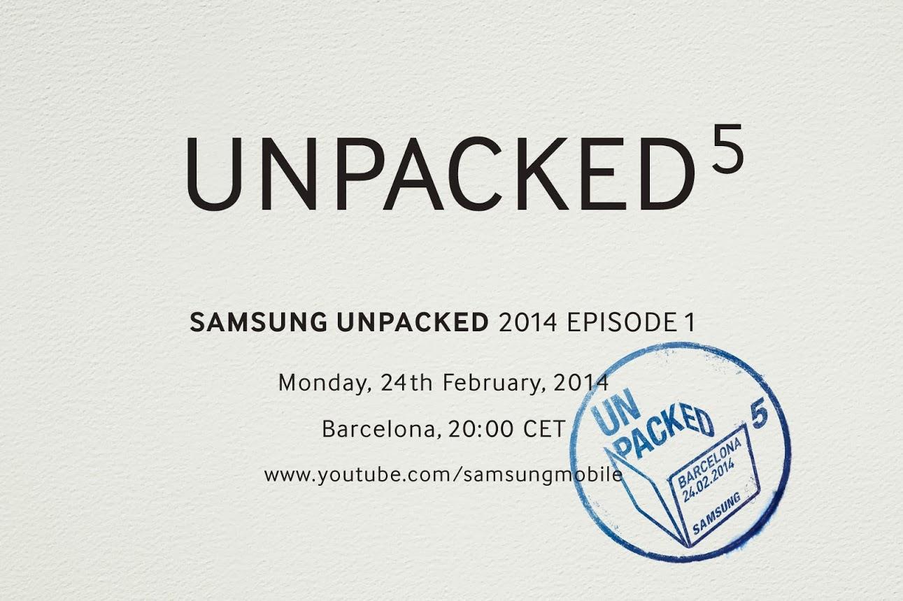 Le Samsung Galaxy S5 avec un lecteur d'empreintes comme bouton Home ?