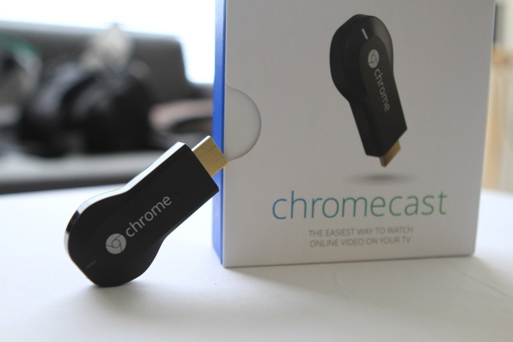 Le Chromecast peut aussi être utilisé avec une télécommande