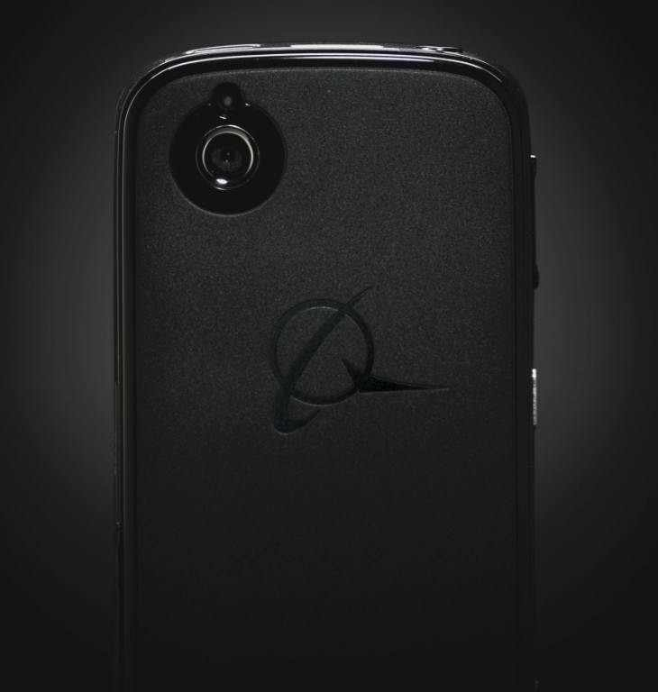Boeing Black, le smartphone de James Bond