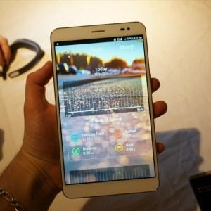 Prise en main du Huawei MediaPad X1, une phablette hors-norme