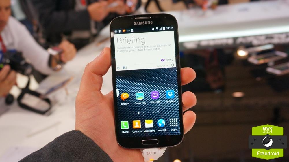 Samsung Galaxy S4 Black Edition, nous l'avons rencontré !