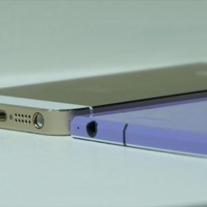 Gionee S5.5, prise en main du smartphone le plus mince au monde