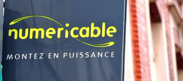 Numericable : un forfait 4G gratuit pour ses nouveaux clients