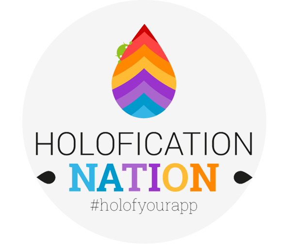 Holofication Nation : vers l'unification de l'interface des applications ?
