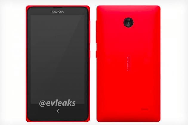 Un Nokia X à 110 dollars, what else !