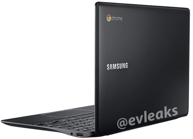 Samsung Chromebook 2 : imitation cuir et design familier ?