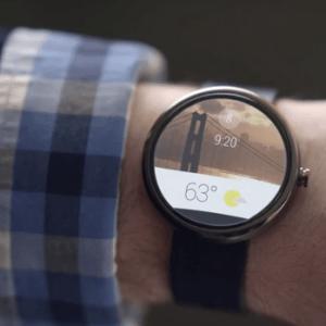 Android Wear : l'Android pour les montres connectées est là !