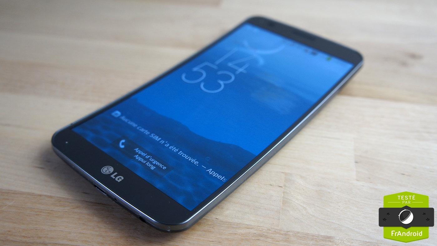 Test du LG G Flex, le premier smartphone incurvé