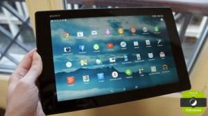 Test de la Sony Xperia Z2 Tablet, tout en légèreté