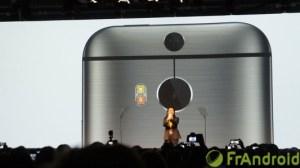 Prise en main du HTC One (M8), brillant mais pas quietly