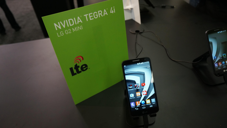 Le LG G2 Mini est décliné avec du Tegra 4i