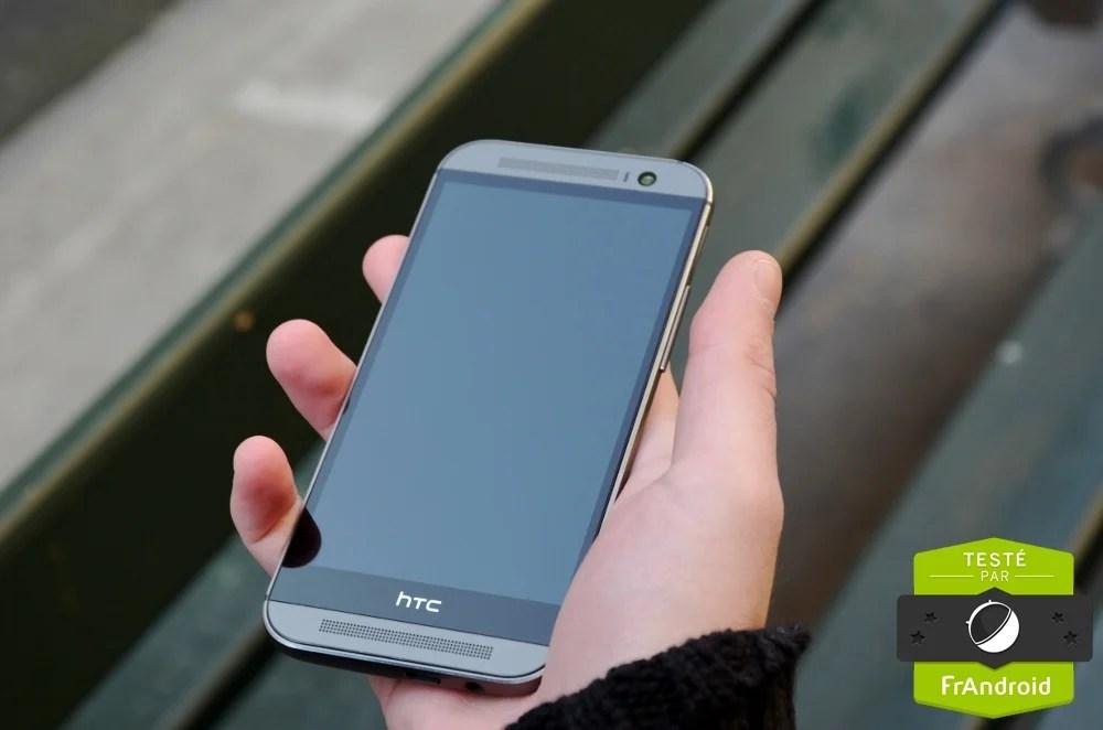 HTC préparerait un One M8 Max