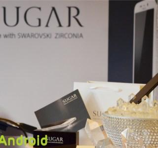 Prise en main du Sugar : 399 euros pour un bijou-phone