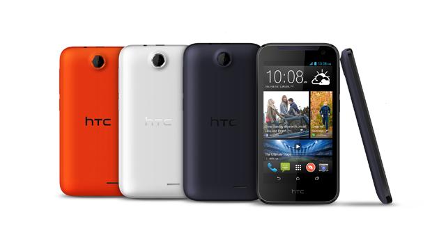 HTC présente le Desire 310, son entrée de gamme à 150 euros