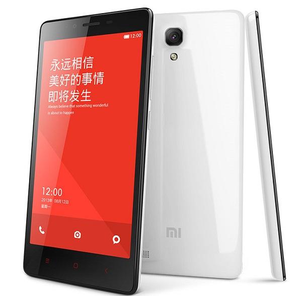 Xiaomi dévoile officiellement le Redmi Note