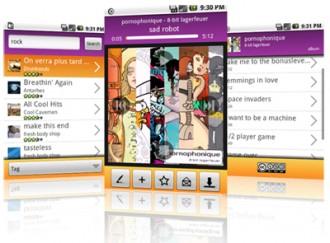 Jamendo est disponible sur Android