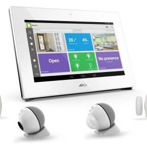 Les applications Archos Home débarquent sur le Play Store… avant le système domotique qu'elles accompagnent