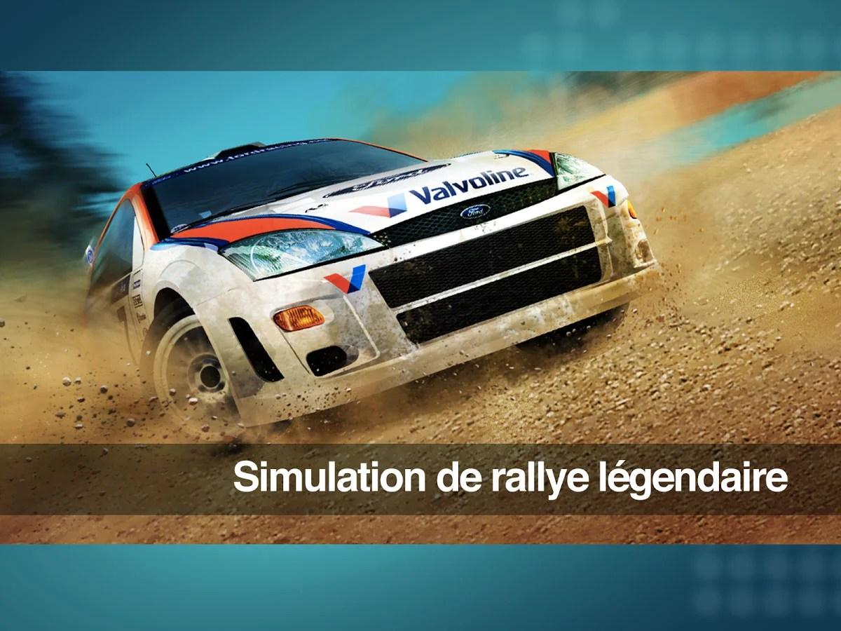 Colin McRae Rally en promo sur le Play Store !