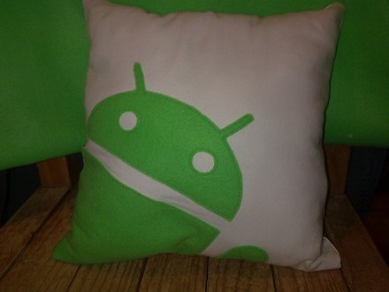 Un coussin Android ?!?