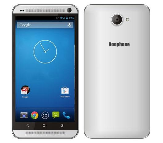 Goophone n'attend pas la sortie du All New HTC One pour le cloner