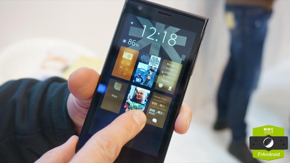 Bientôt un launcher Sailfish OS pour Android