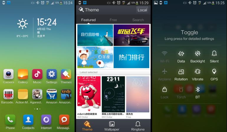 Xiaomi propose son launcher MIUI en téléchargement libre