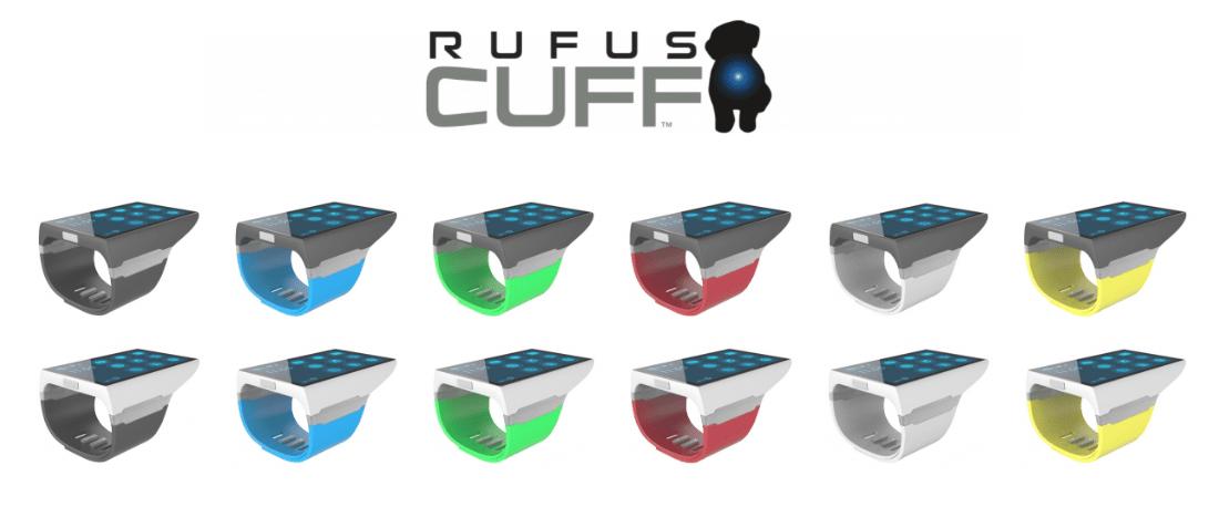 Rufus Cuff : de l'Android complet dans un «communicator» de 3 pouces