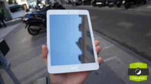Test de la tablette Acer Iconia A1-830, une tablette 7,9 pouces modeste
