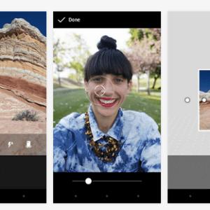 L'appli « Appareil photo Google » fait peau neuve en arrivant sur le Google Play !