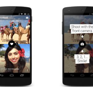 Frontback : le selfie n'aura jamais été aussi généreux