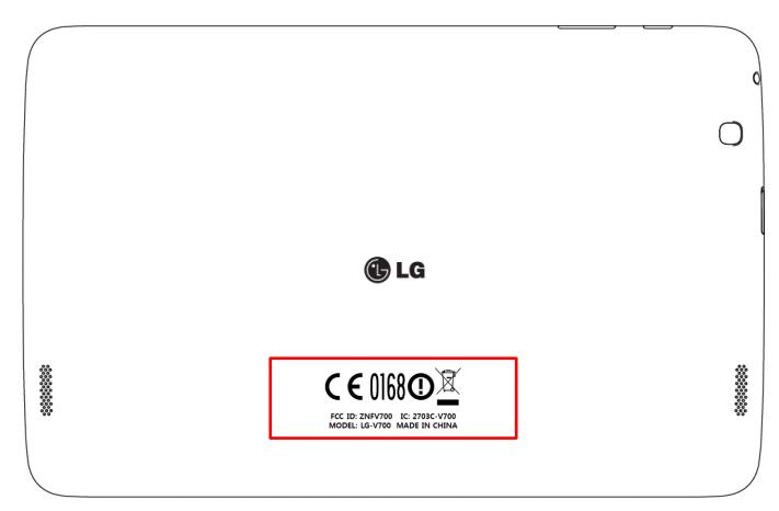 LG LG V400 et V700 : deux nouvelles tablettes Wi-Fi en préparation