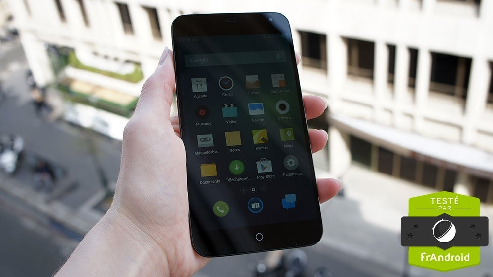 Test du Meizu MX3, le premier smartphone de la marque destiné à l'international