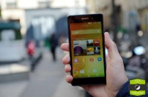 Test du Sony Xperia Z2 : entre musique et photo, son cœur balance