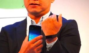 Acer Liquid Leap, un bracelet connecté pour accompagner le smartphone Liquid Jade