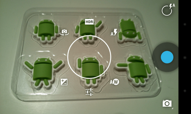 Camera : l'application photo d'Android Stock pourrait rejoindre le Play Store