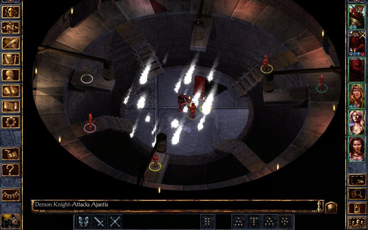 Baldur's Gate est maintenant disponible sur Android