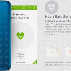 Galaxy S5 : Le capteur de fréquence cardiaque, une révolution ?