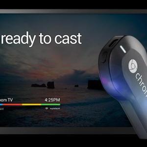 Chromecast : de nouveaux ajouts à venir pour l'écran d'accueil