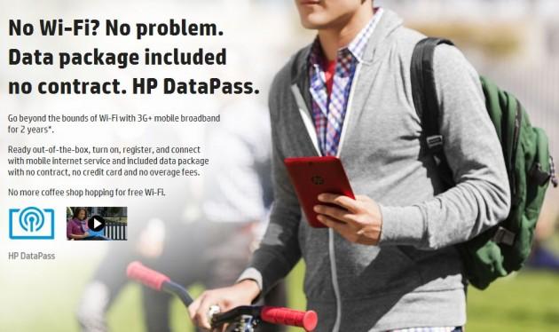 HP DataPass : HP offre de la data gratuitement avec certains de ses appareils