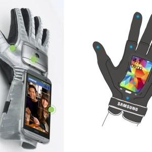 Samsung et HTC ont une vision commune : le gant connecté