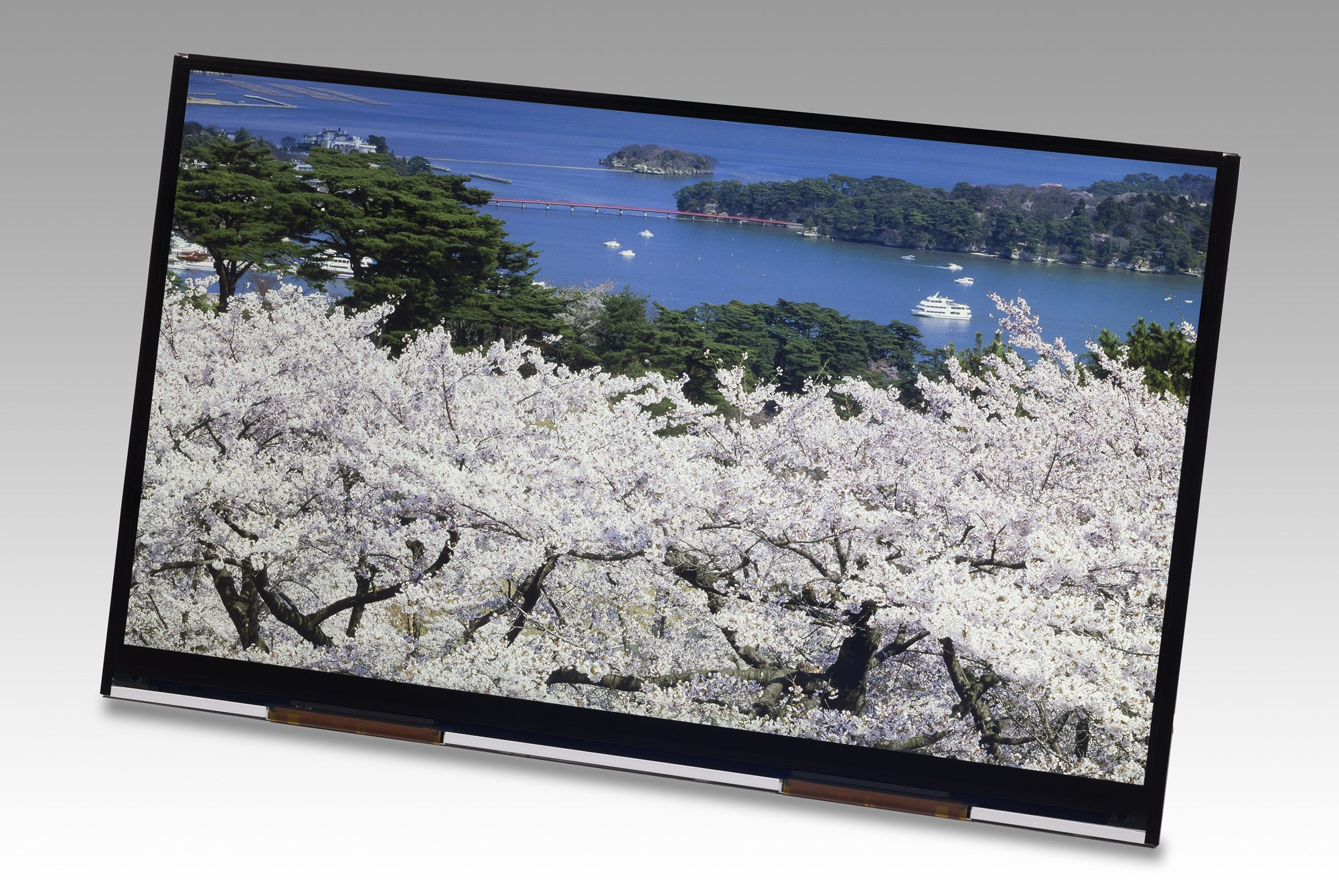Une dalle 10,1 pouces UHD (4K) basse consommation pour les tablettes déjà finalisée